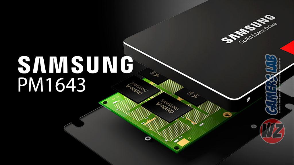 Samsung PM1643 de 30 TB en WZ Gamers Lab - La revista de videojuegos, free to play y hardware PC digital online