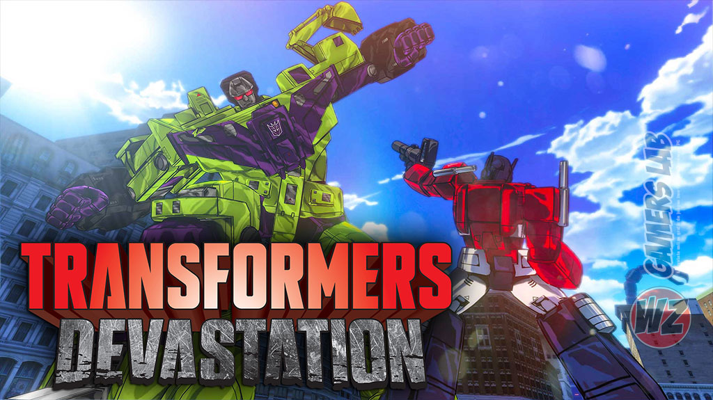 El adiós a Transformers en WZ Gamers Lab - La revista digital online de videojuegos free to play y Hardware PC