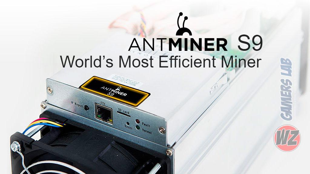 ASIC Antminer de Bitmain en WZ Gamers Lab - La revista de videojuegos, free to play y hardware PC digital online