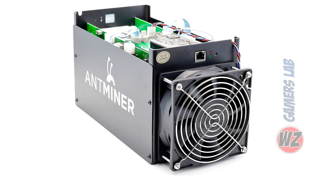ASIC Antminer de Bitmain en WZ Gamers Lab - La revista de videojuegos, free to play y hardware PC digital online