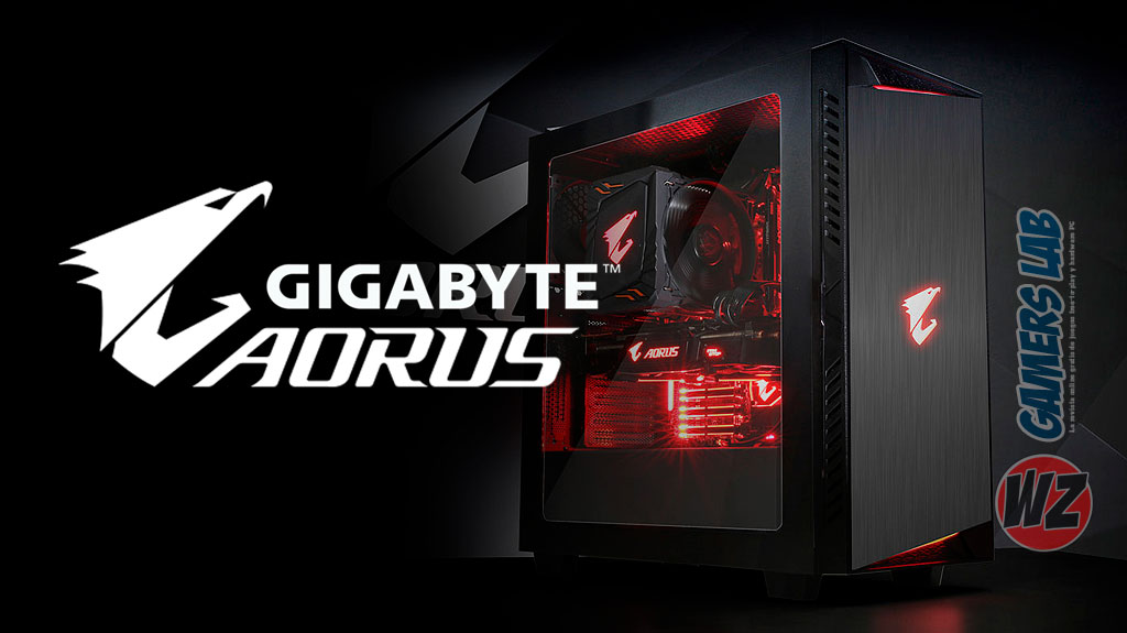 Gigabyte Aorus 300W Lite en WZ Gamers Lab - La revista de videojuegos, free to play y hardware PC digital online