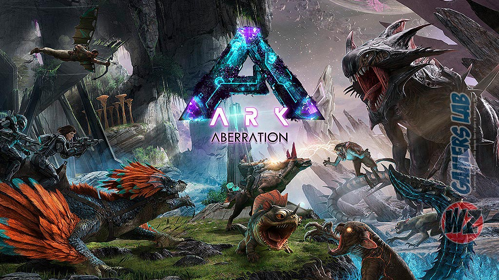 ARK: Aberration en WZ Gamers Lab - La revista de videojuegos, free to play y hardware PC digital online