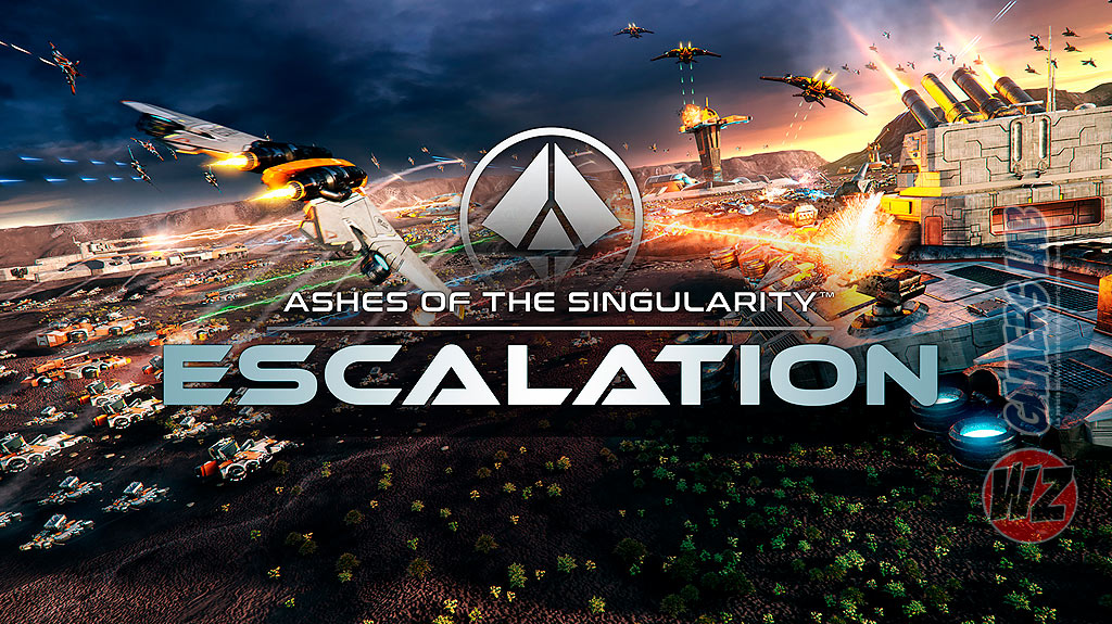 Ashes of the Singularity: Escalation - Secret Missions DLC en WZ Gamers Lab - La revista de videojuegos, free to play y hardware PC digital online
