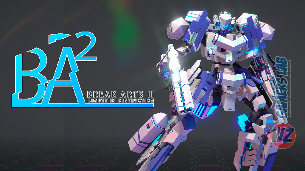 Personaliza tu robot en Break Arts II en WZ Gamers Lab - La revista de videojuegos, free to play y hardware PC digital online