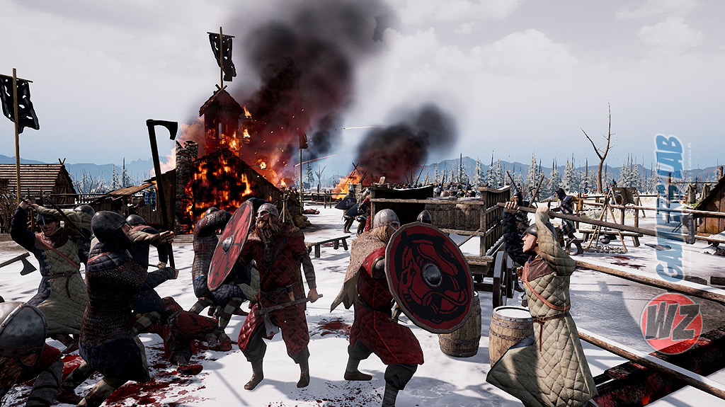 Total War Saga: Thrones of Britannia llega en abril en WZ Gamers Lab - La revista de videojuegos, free to play y hardware PC digital online