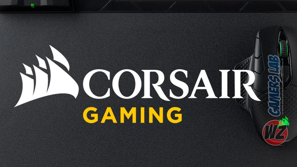 Corsair Dark Core RGB SE y alfombrilla MM1000 en WZ Gamers Lab - La revista de videojuegos, free to play y hardware PC digital online