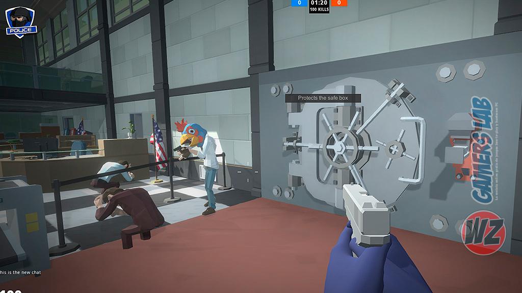 Criminal Bundle disponible en acceso anticipado en WZ Gamers Lab - La revista de videojuegos, free to play y hardware PC digital online