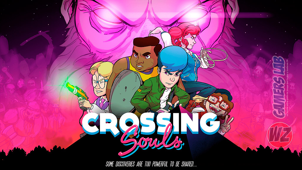 Sumérgete en los 80' en Crossing Souls en WZ Gamers Lab - La revista de videojuegos, free to play y hardware PC digital online