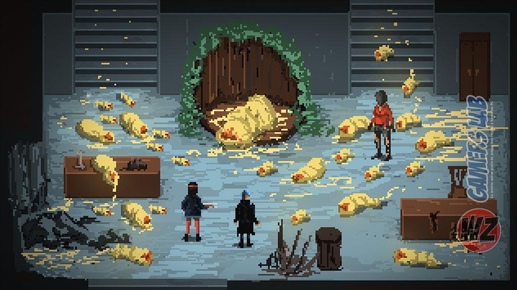 Anununciado Death Trash en WZ Gamers Lab - La revista digital online de videojuegos free to play y Hardware PC
