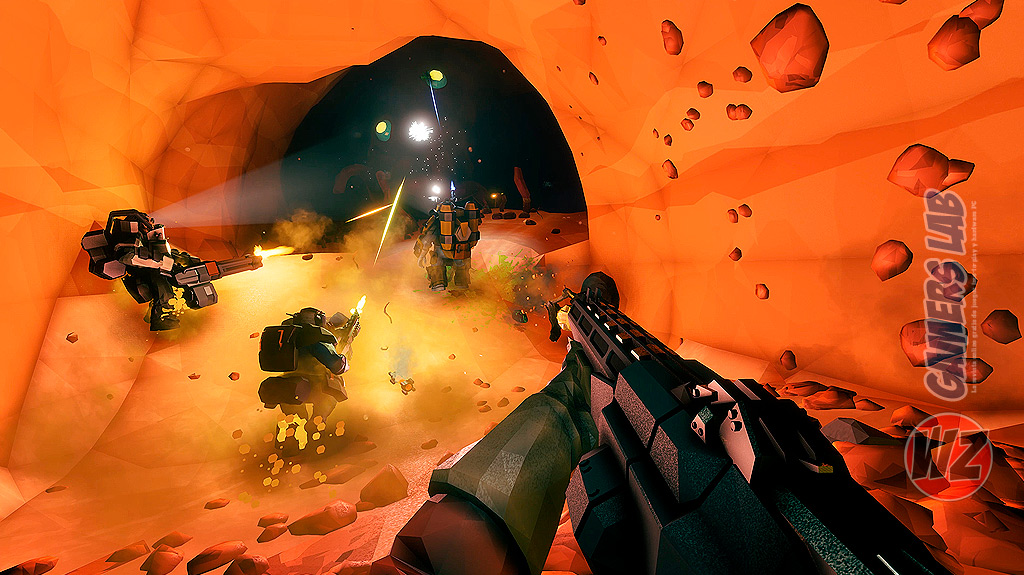 Explora las cuevas de la galaxia en Deep Rock Galactic en WZ Gamers Lab - La revista de videojuegos, free to play y hardware PC digital online