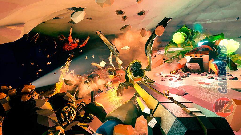 Explora las cuevas de la galaxia en Deep Rock Galactic en WZ Gamers Lab - La revista de videojuegos, free to play y hardware PC digital online