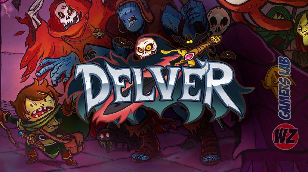Delver; Mazmorras, pixels y combate en primera persona en WZ Gamers Lab - La revista de videojuegos, free to play y hardware PC digital online