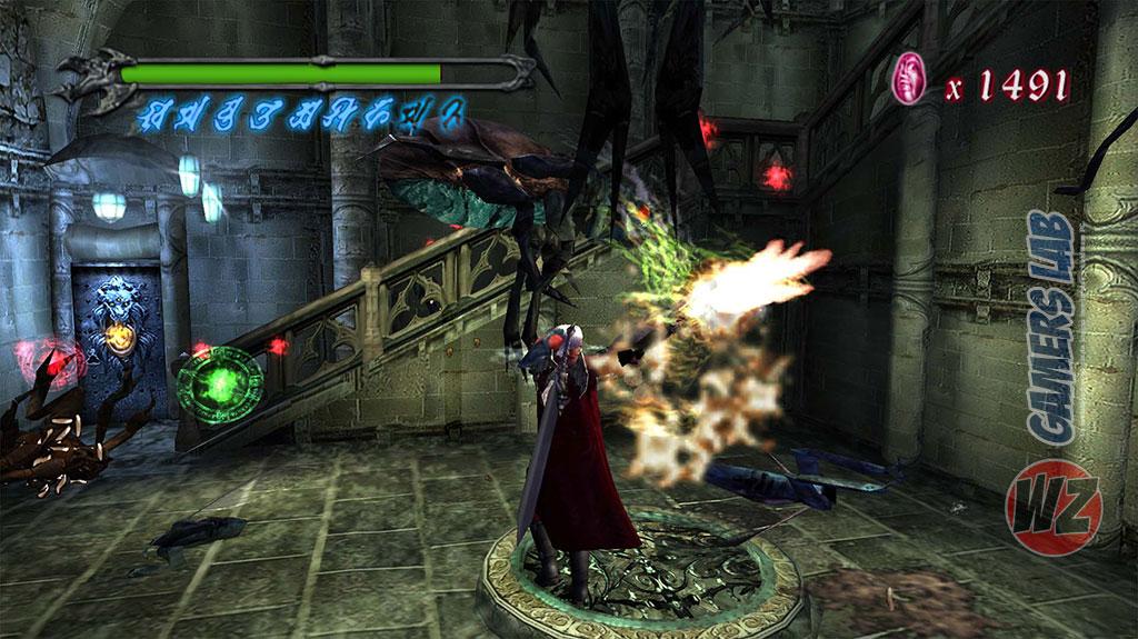 Devil May Cry HD Collection tiene nuevas imagenes en WZ Gamers Lab - La revista digital online de videojuegos free to play y Hardware PC