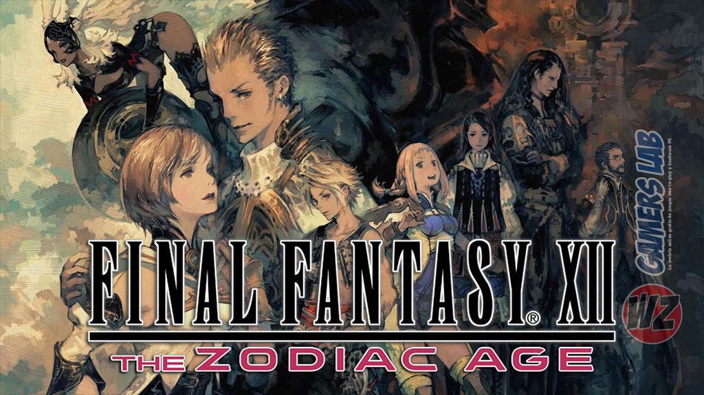 Final Fantasy XII llega a PC en WZ Gamers Lab - La revista digital online de videojuegos free to play y Hardware PC