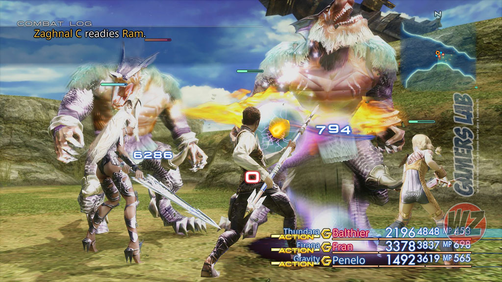 Final Fantasy XII llega a PC en WZ Gamers Lab - La revista digital online de videojuegos free to play y Hardware PC