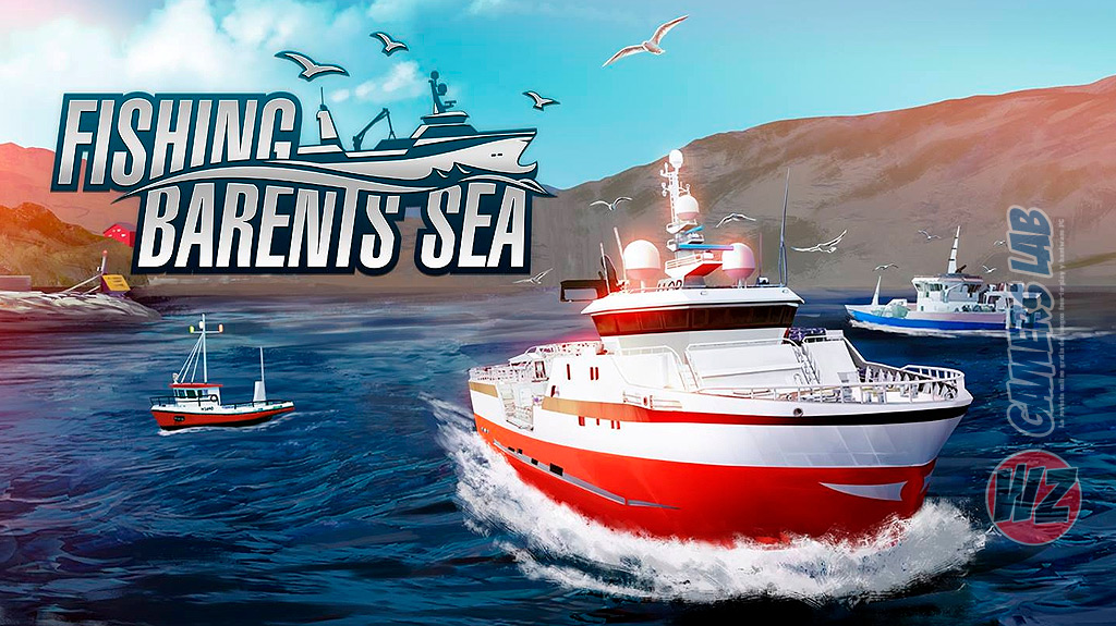Maneja tu propio barco pesquero en Fishing: Barents Sea en WZ Gamers Lab - La revista de videojuegos, free to play y hardware PC digital online