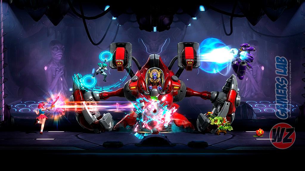 Hyper Universe nuevo Free-to-play en WZ Gamers Lab - La revista de videojuegos, free to play y hardware PC digital online