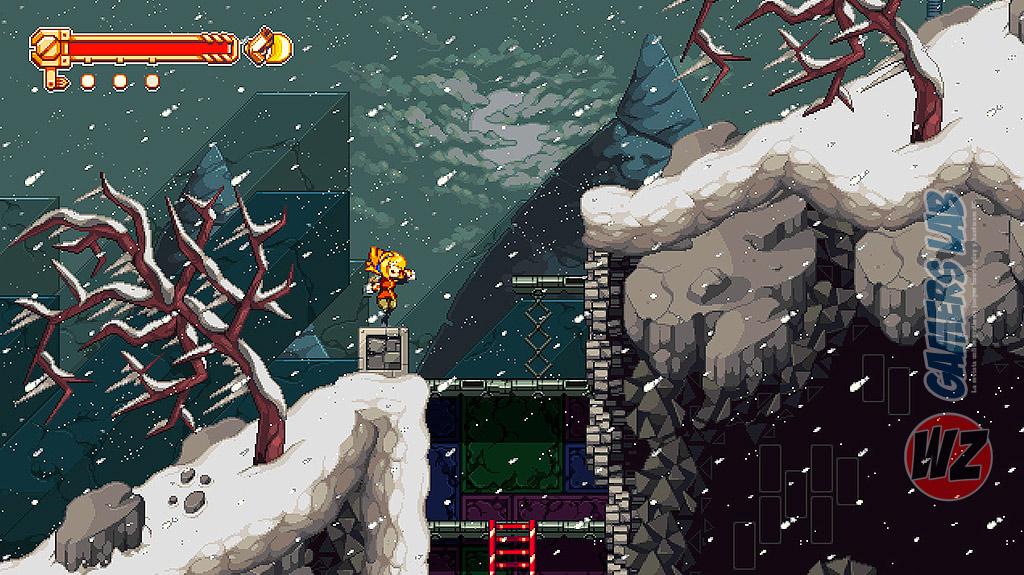Iconoclast en WZ Gamers Lab - La revista de videojuegos, free to play y hardware PC digital online