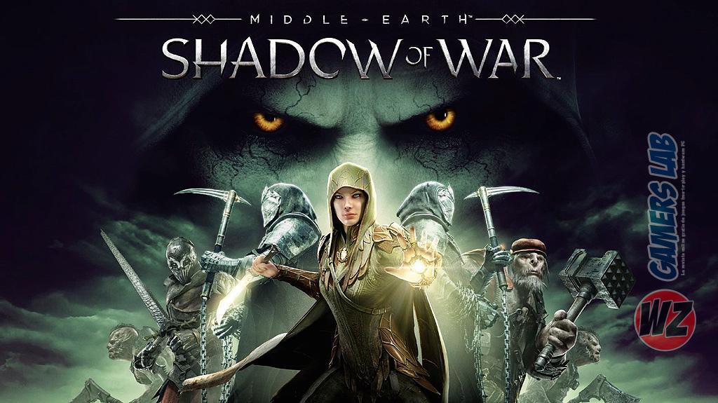 Nueva expansión de Sombras de Guerra: La espada de Galadriel en WZ Gamers Lab - La revista de videojuegos, free to play y hardware PC digital online