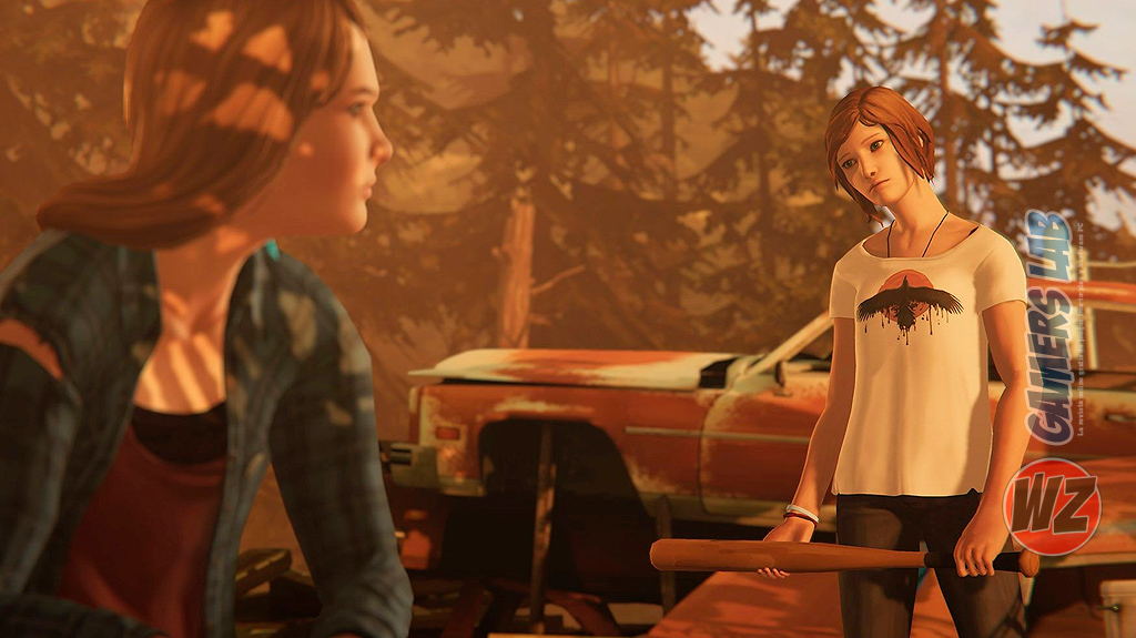 Ediciones físicas de Life is Strange: Before the Storm en WZ Gamers Lab - La revista de videojuegos, free to play y hardware PC digital online