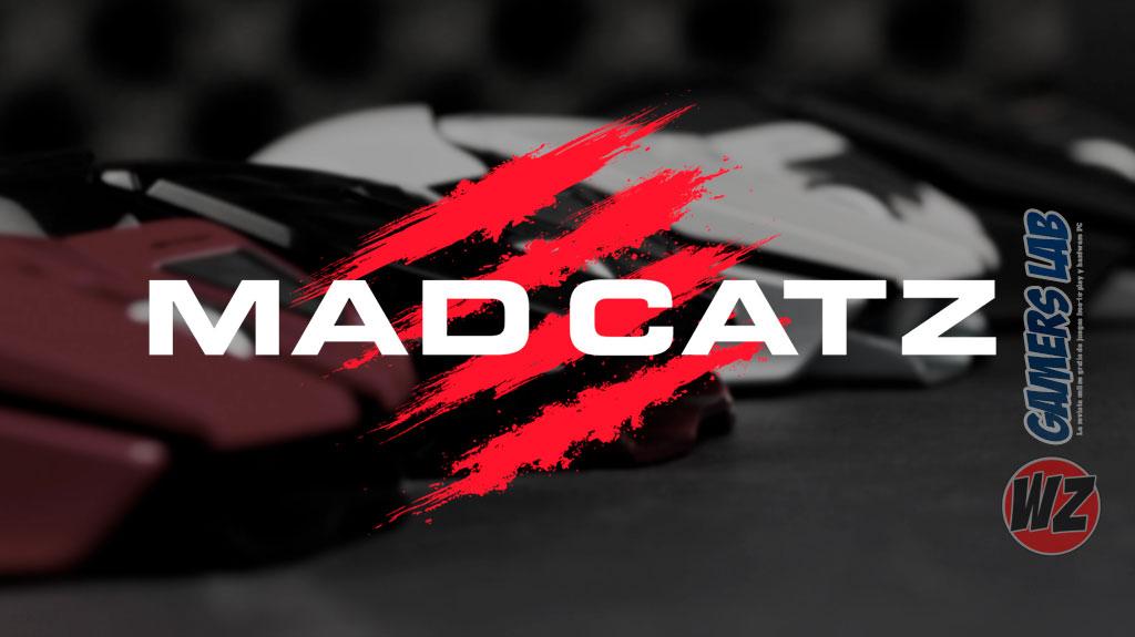 Mad Catz regresa gracais a Logitech en WZ Gamers Lab - La revista de videojuegos, free to play y hardware PC digital online