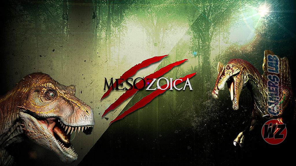 Mesozoica en WZ Gamers Lab - La revista de videojuegos, free to play y hardware PC digital online