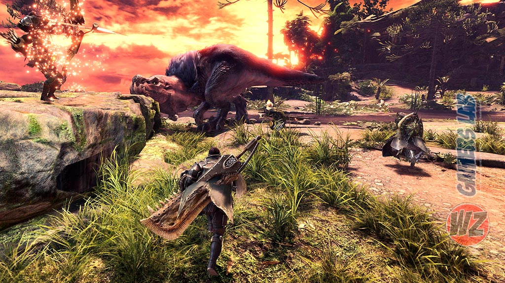 Desvelado el motivo del retraso de Monster Hunter World para PC en WZ Gamers Lab - La revista de videojuegos, free to play y hardware PC digital online