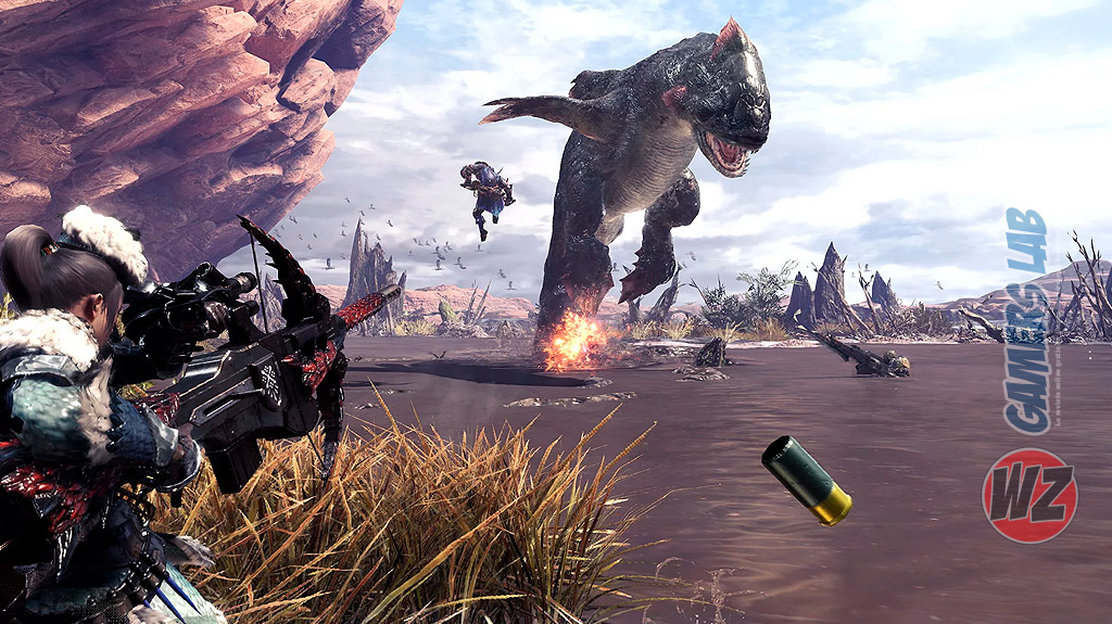 Desvelado el motivo del retraso de Monster Hunter World para PC en WZ Gamers Lab - La revista de videojuegos, free to play y hardware PC digital online