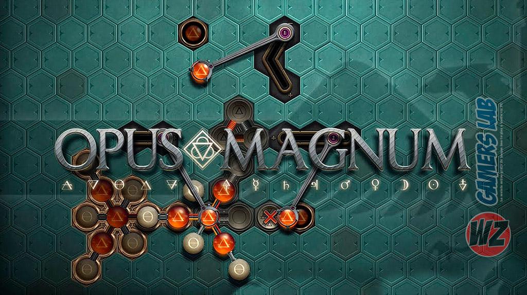 Opus Magnum en WZ Gamers Lab - La revista de videojuegos, free to play y hardware PC digital online