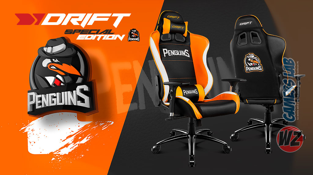 Drift Penguins Special Edition en WZ Gamers Lab - La revista de videojuegos, free to play y hardware PC digital online