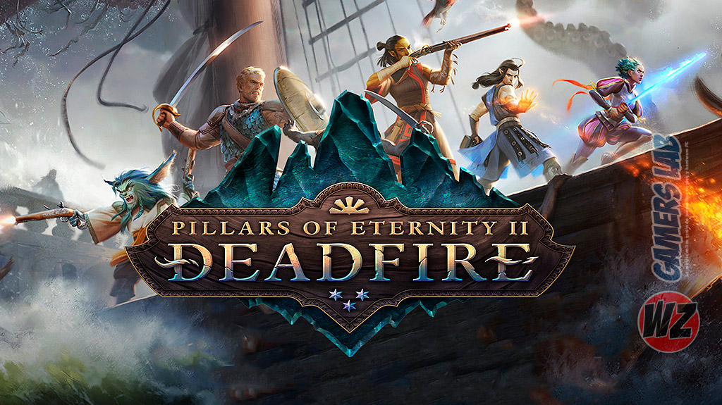 Pillars of Eternity II: Deadfire listo para su salida en WZ Gamers Lab - La revista de videojuegos, free to play y hardware PC digital online