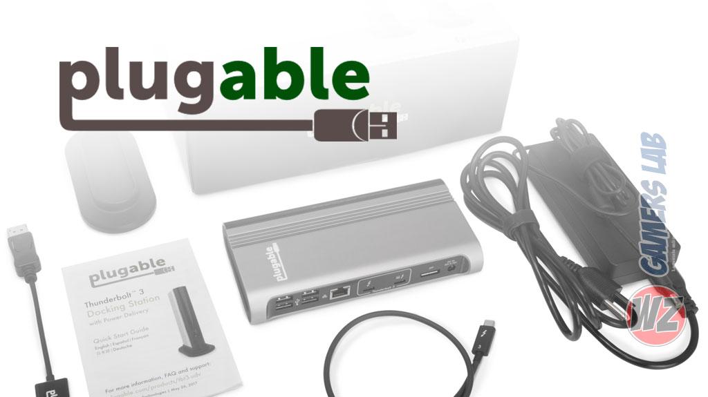 Plugable Thunberbolt 3 SSD en WZ Gamers Lab - La revista de videojuegos, free to play y hardware PC digital online