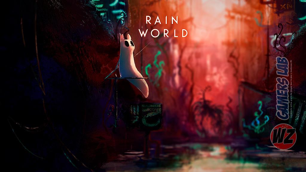 Rain World en WZ Gamers Lab - La revista de videojuegos, free to play y hardware PC digital online