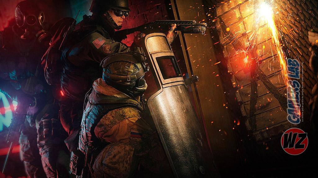 Ubisoft modifica las ediciones de Rainbow Six: Siege en WZ Gamers Lab - La revista de videojuegos, free to play y hardware PC digital online