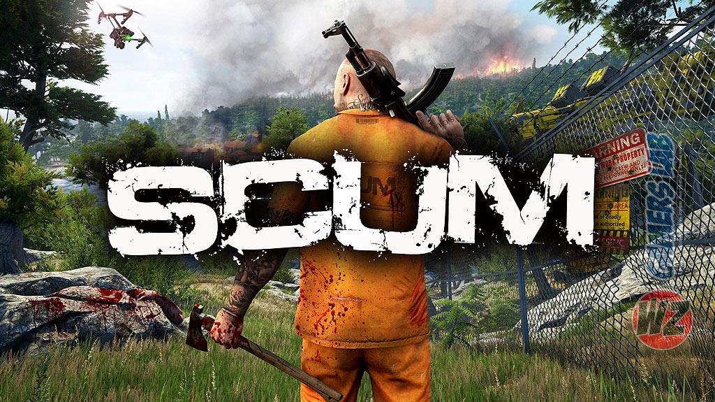 SCUM llegará a mediados de 2018 en WZ Gamers Lab - La revista de videojuegos, free to play y hardware PC digital online