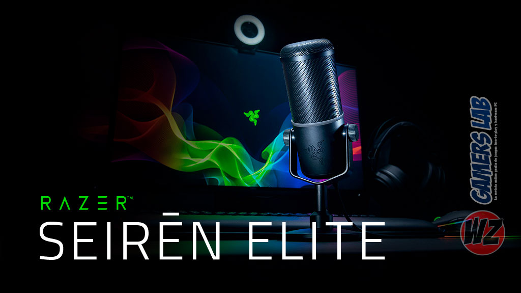 Razer Seirēn Elite en WZ Gamers Lab - La revista de videojuegos, free to play y hardware PC digital online