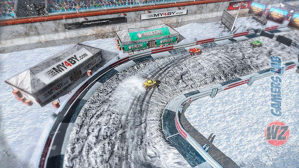SuperTrucks Offroad en WZ Gamers Lab - La revista de videojuegos, free to play y hardware PC digital online