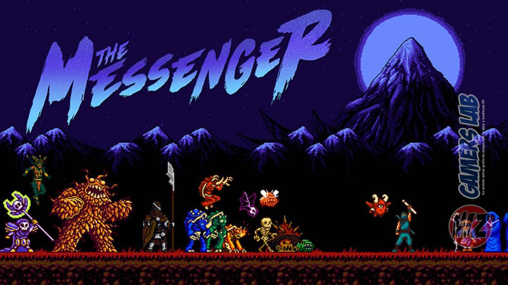 Nuevo teaser de The Messenger en WZ Gamers Lab - La revista digital online de videojuegos free to play y Hardware PC