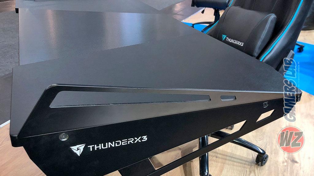 ThunderX3 Hex RBG en WZ Gamers Lab - La revista de videojuegos, free to play y hardware PC digital online