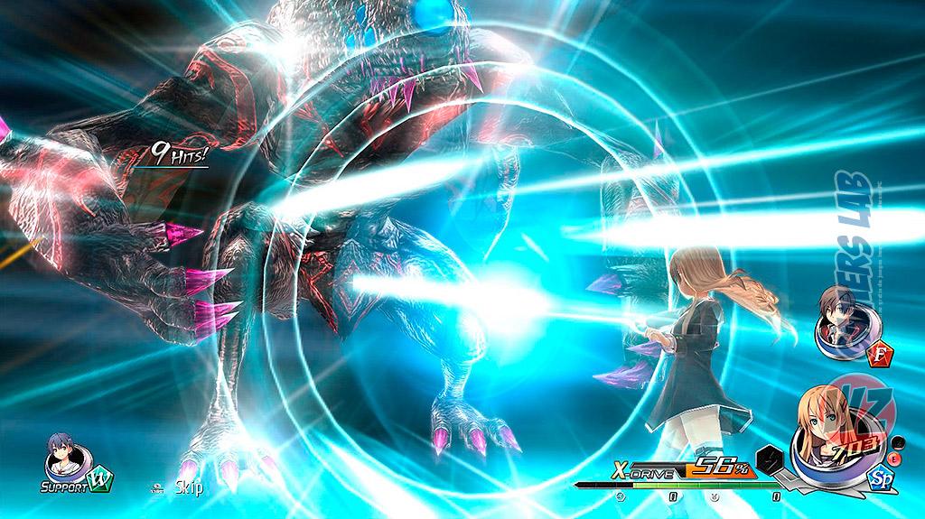 Nuevo Action RPG Tokyo Xanadu eX+ disponible en WZ Gamers Lab - La revista de videojuegos, free to play y hardware PC digital online