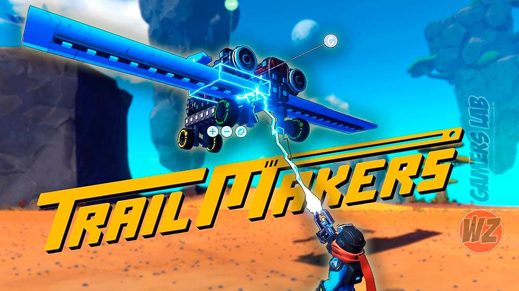 Construye tus propios vehículos en Trailmakers en WZ Gamers Lab - La revista de videojuegos, free to play y hardware PC digital online
