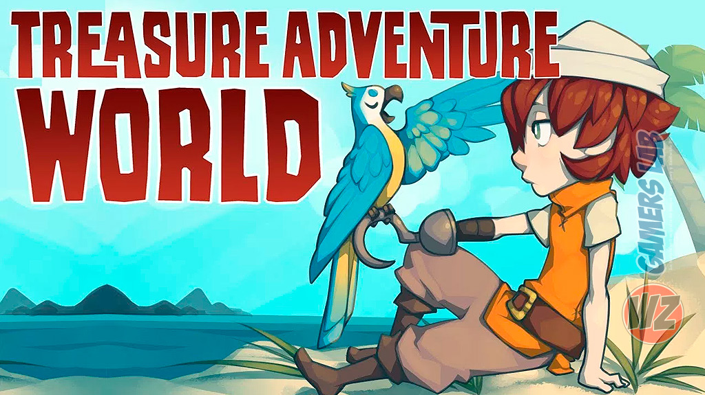 Treasure Adventure World ya disponible en WZ Gamers Lab - La revista de videojuegos, free to play y hardware PC digital online