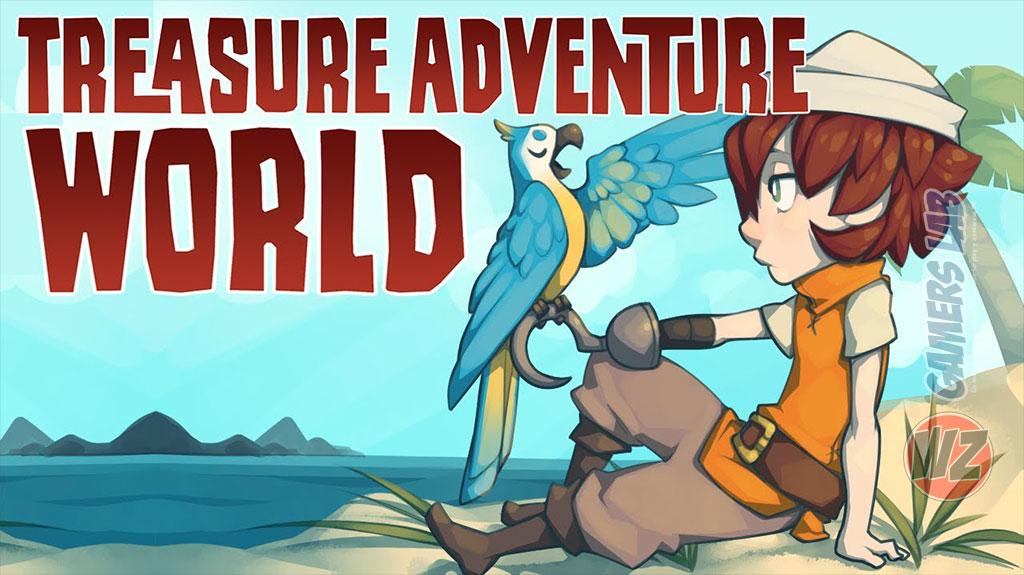 Treasure Adventure World ya tiene fecha en WZ Gamers Lab - La revista digital online de videojuegos free to play y Hardware PC