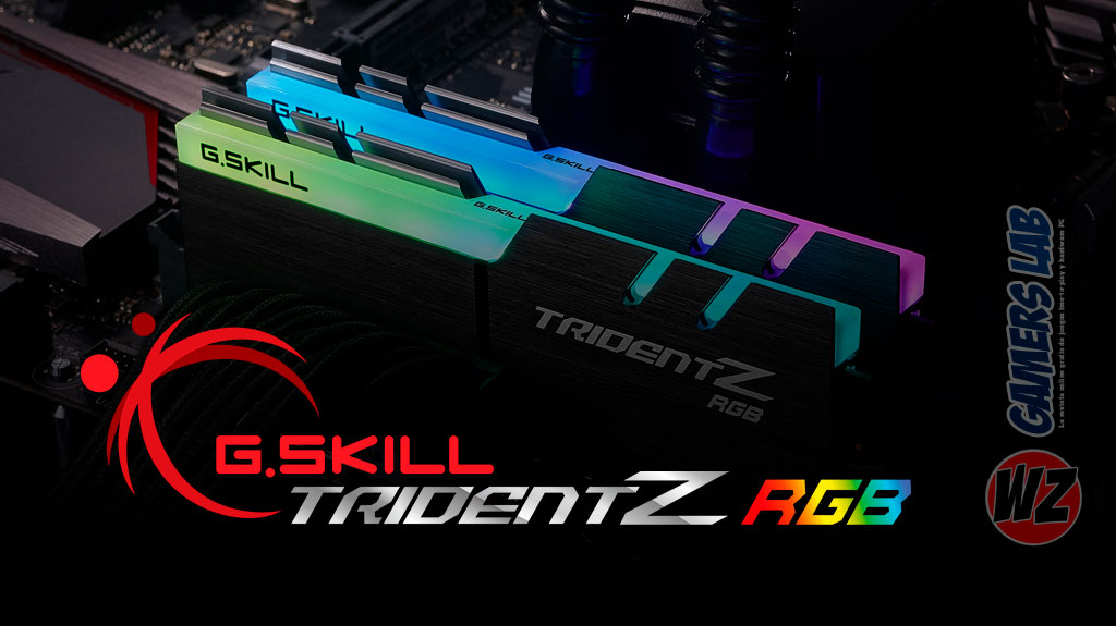 G.SKILL Trident Z RGB DDR4 4.700 MHz en WZ Gamers Lab - La revista de videojuegos, free to play y hardware PC digital online