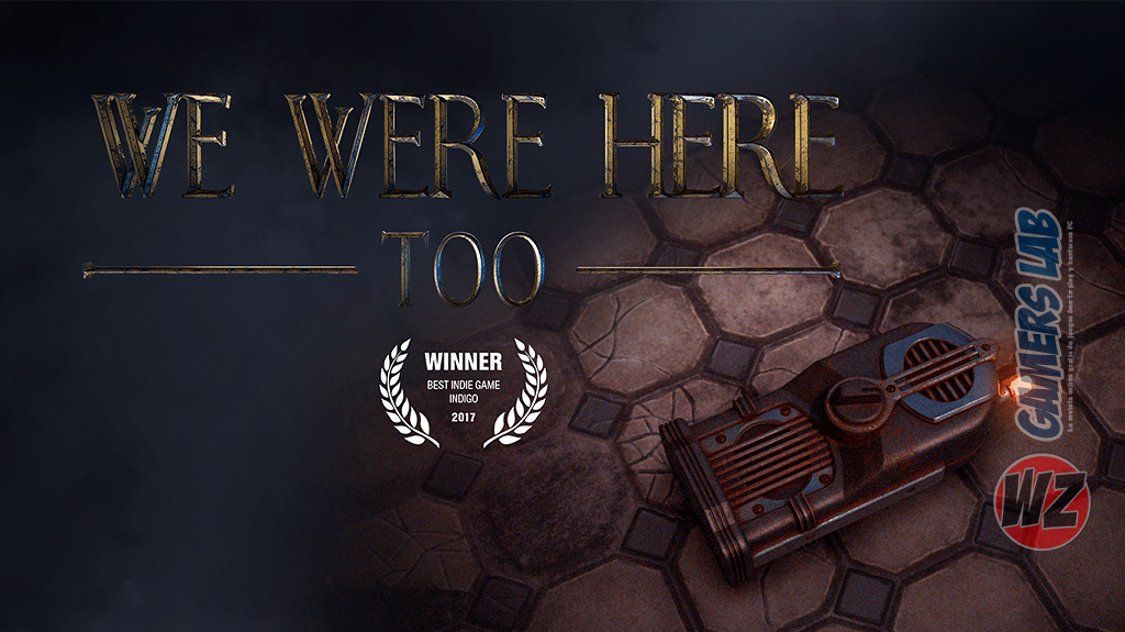 Vive una aventura cooperativa con We Were Here Too en WZ Gamers Lab - La revista de videojuegos, free to play y hardware PC digital online