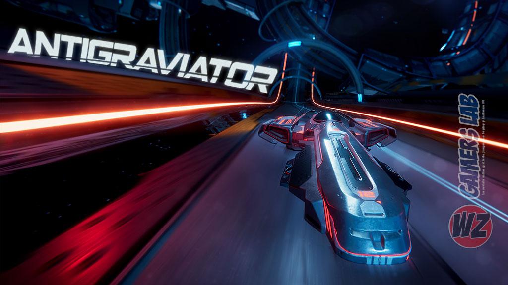 Antigraviator saldrá este 6 de junio en WZ Gamers Lab - La revista digital online de videojuegos free to play y Hardware PC