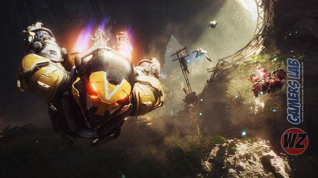 Publicado nuevo vídeo de Anthem en WZ Gamers Lab - La revista digital online de videojuegos free to play y Hardware PC