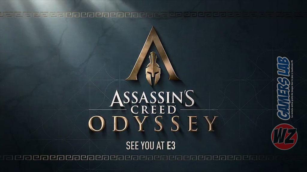 Assassin's Creed Odyssey es una realidad en WZ Gamers Lab - La revista digital online de videojuegos free to play y Hardware PC