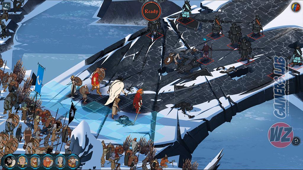 The Banner Saga seguirá presente en WZ Gamers Lab - La revista digital online de videojuegos free to play y Hardware PC