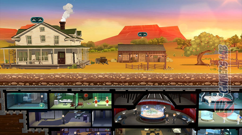 La denuncia de Bethesda a Warner Bros. en WZ Gamers Lab - La revista digital online de videojuegos free to play y Hardware PC